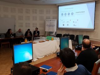 Duero's Hydrographic Confederation hosted the Aquamundam's first dissemination session in Spain